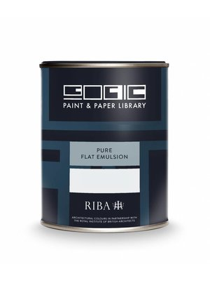Paint & Paper Library Pure Flat Emulsion muurverf