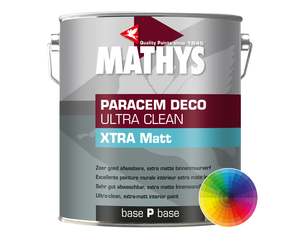 Mathys Paracem Deco Ultra Clean XTRA Matt