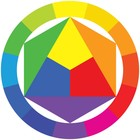 Kleurenwaaiers