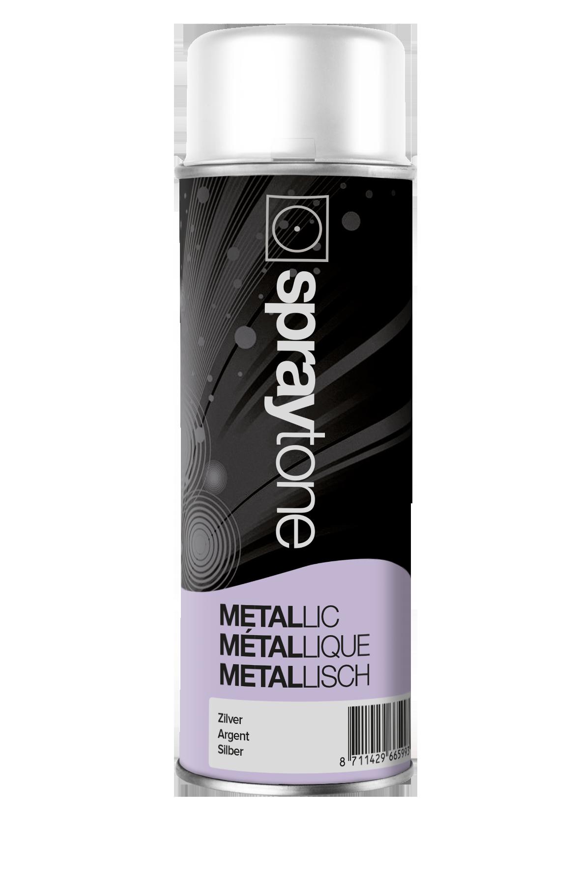 SprayTone Metallic spuitbus