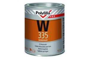 Polyfilla Pro W335 1K Houtsealer