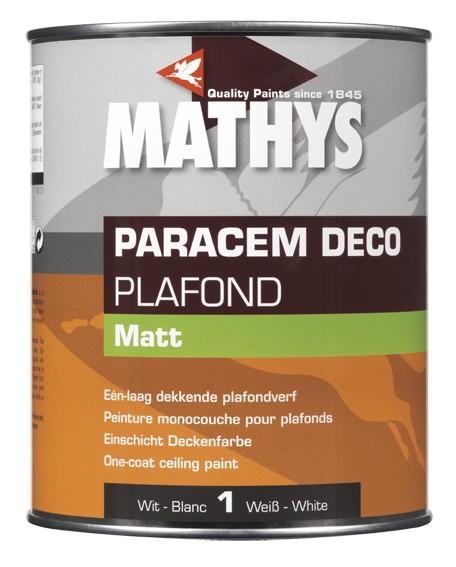 Mathys Paracem Deco Plafond