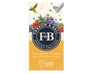 Farrow & Ball Colour by Nature kleurenkaart