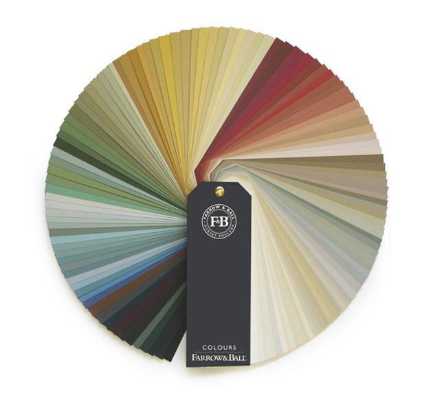 Alle kleuren van Verfwebwinkel