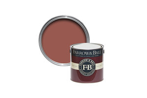Farrow & Ball Picture Gallery Red