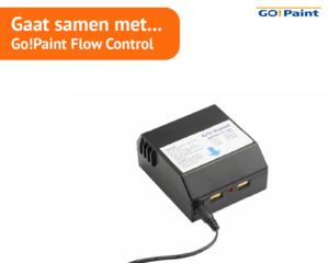 Go!Paint Batterij tbv Flow Control