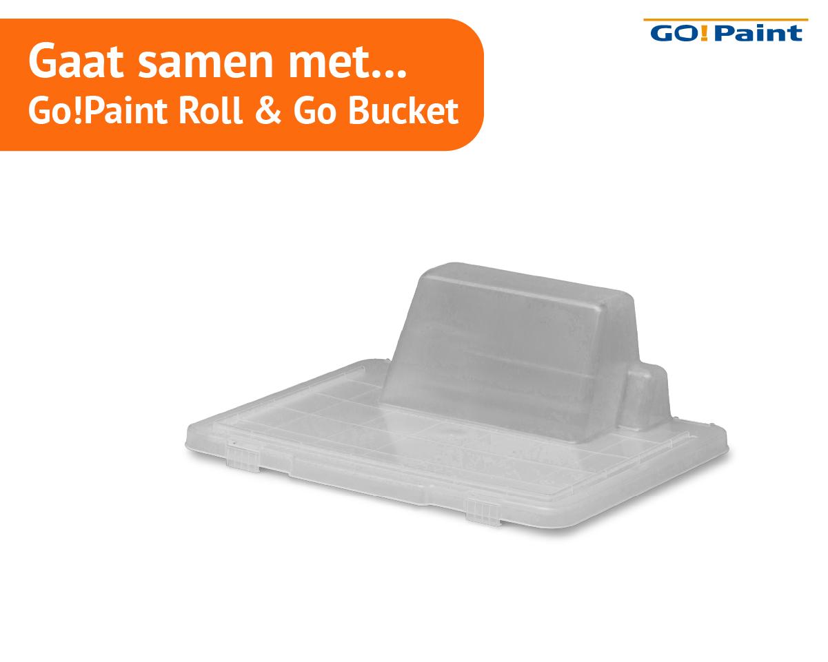Go!Paint Deksel voor Roll and Go Bucket