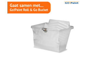 Go!Paint Liners (inzetbak) voor Roll and Go Bucket