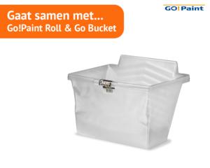 Go!Paint Liners (inzetbak) voor Roll and Go Bucket