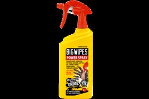 Big Wipes Power Spray