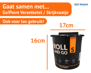 Go!Paint Roll and Go