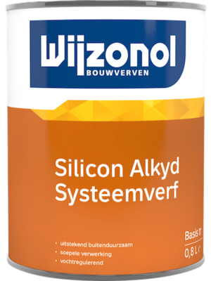 Wijzonol Silicon Alkyd Systeemverf