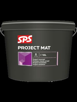 SPS Muurverf Project Mat