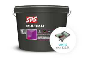 SPS Multimat Muurverf