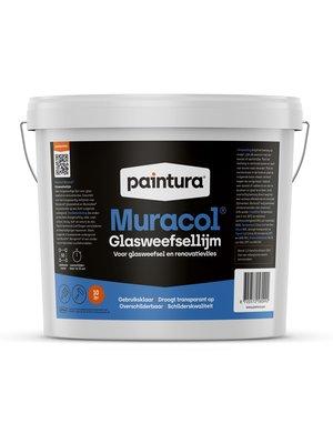 Paintura MuraCol Glasweefsellijm Transparant 10 Liter