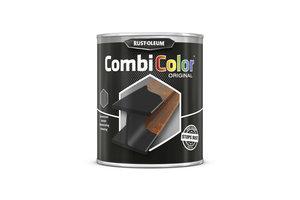 Rust-Oleum Combicolor Hamerslag Zwart