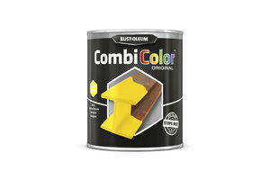 Rust-Oleum CombiColor Hoogglans Goudgeel RAL 1004