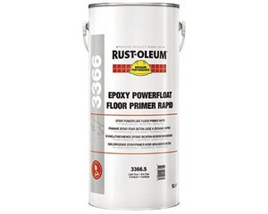 Rust-Oleum Epoxyprimer 3366 voor gevlinderd beton