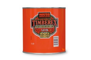 Timberex Hard Wax Oil Zijdeglans
