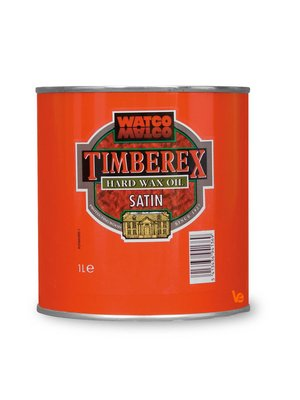 Timberex Hard Wax Oil Zijdeglans