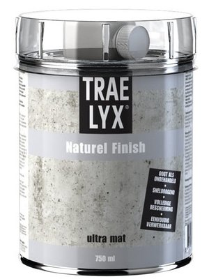 Trae Lyx Naturel Finish