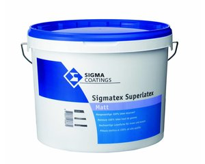 Sigma Sigmatex Superlatex Matt