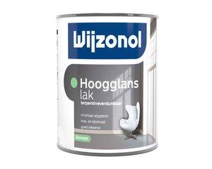 Wijzonol Hoogglans op terpentinebasis