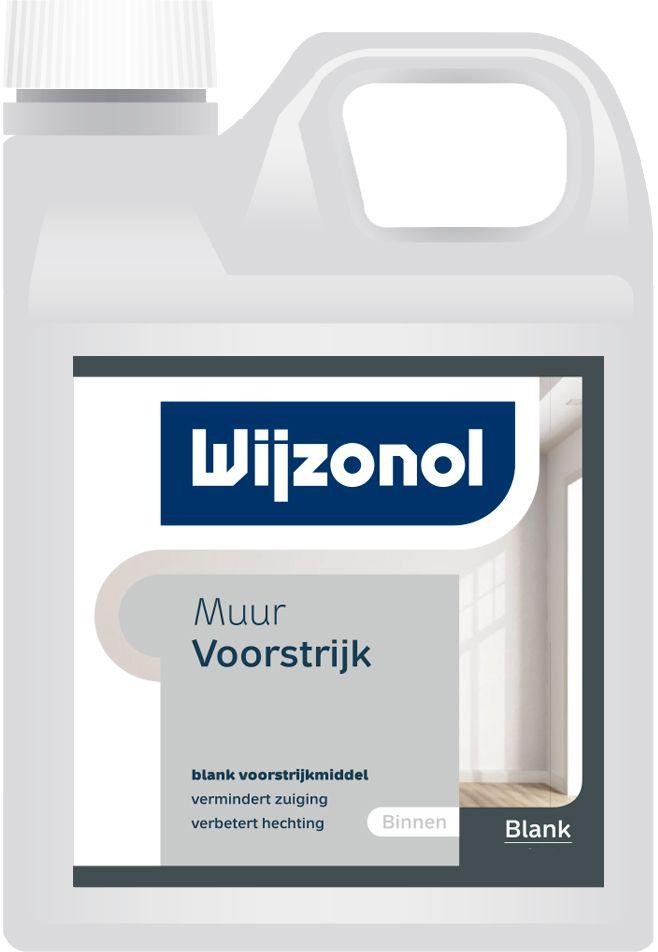 Wijzonol Muurvoorstrijk
