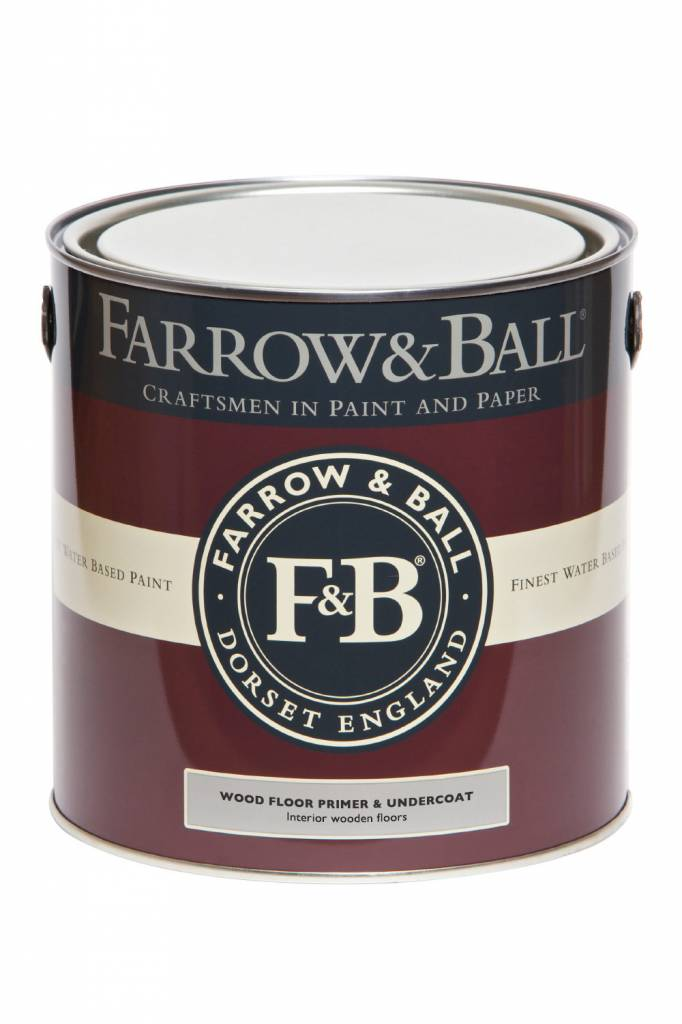 Farrow & Ball Wood Floor primer & undercoat