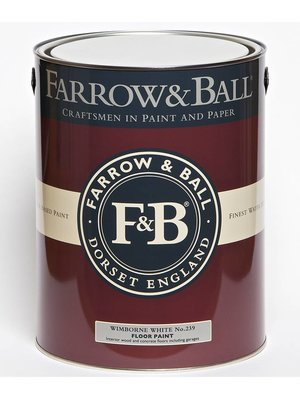 Farrow & Ball Floor Paint vloerverf