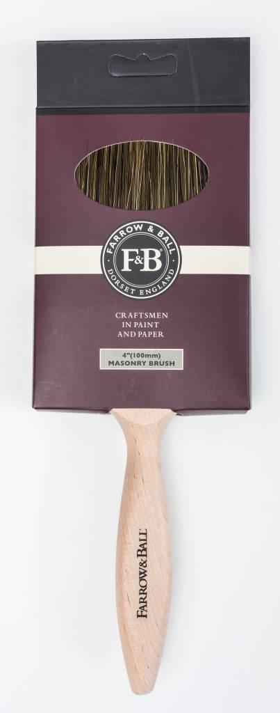Farrow & Ball Masonry brush