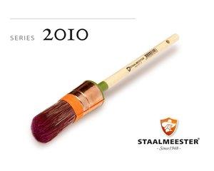 Staalmeester Patentpuntkwast - Series 2010