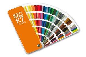 RAL Kleurenwaaier RAL K7 klein