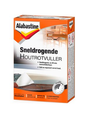 Alabastine Sneldrogende Houtrot Vuller online kopen