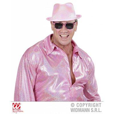Roze Fedora hoedjes