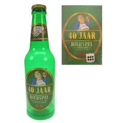 Bierspel voor volwassenen 30+