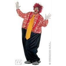 Vrijgezellen-outfit Vette clown