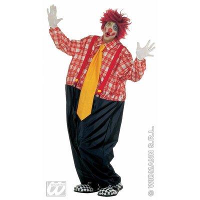 Dikmaakpak Vette clown Billy