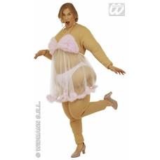 Vrijgezellen-outfit Vette Stripper