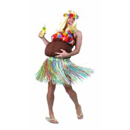 Feestkleding: Hawaiiaanse balletdancer