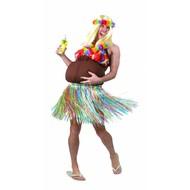Feestkleding: Hawaiiaanse balletdancer