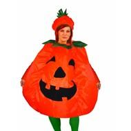 Halloween/horrorkostuum: Pumpkin