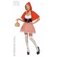 Vrijgezellen-outfit Rood Kapje