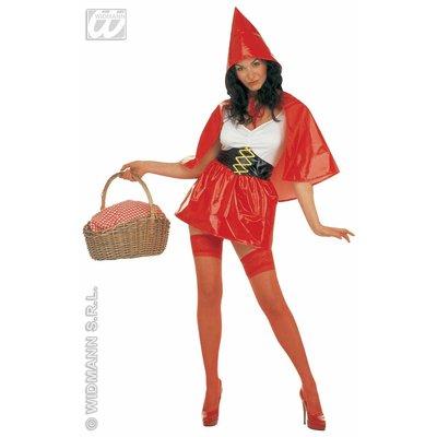 Vrijgezellen feestkleding Sexy Roodkapje