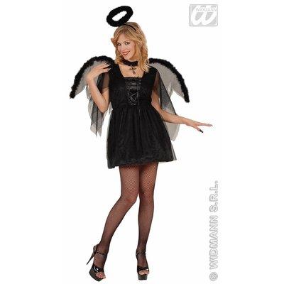 Vrijgezellen feestkleding sexy Donkere Engel