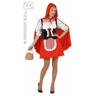 Vrijgezellen-outfit Sexy Rood Kapje