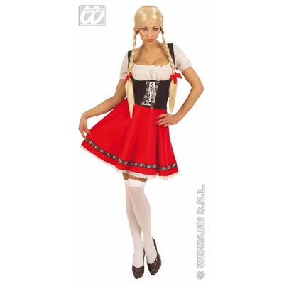 Vrijgezellen feestkleding sexy Heidi