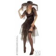 Vrijgezellen-kleding Sexy pittige weduwe