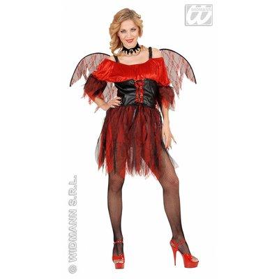 Vrijgezellen feestkleding: Sexy Barok Duivel