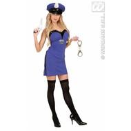 Vrijgezellenkostuum: Sexy Police girl